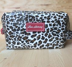 Special edition Lou Harvey cosmetic in leopard. See more at louharveycanada.ca Different Patterns, Different Styles, Lunch Box, Make Up, Cosmetics, Bags, Beauty, Design, Handbags