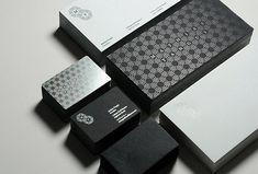 classy business card design