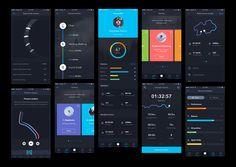 Ski Digital Coaching App / Filippo Chiumiento