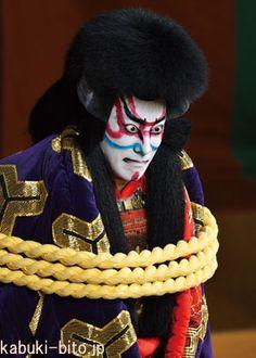 『鎌髭』(平成26年1月新橋演舞場)市川海老蔵