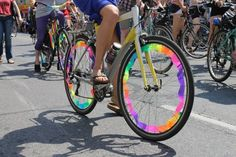 PHOTO OF THE DAY: Pride Ride