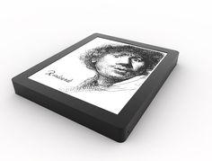 We create any ePaper application Polaroid Film, Display, Create, Floor Space, Billboard