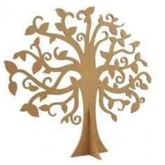 Tree cutout