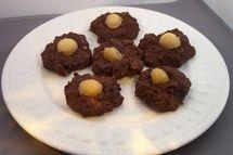 Sugar-Free Chocolate Coconut Cookies