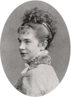 Archduchess Gisela of Austria (1856-1932), second daughter of Sissi