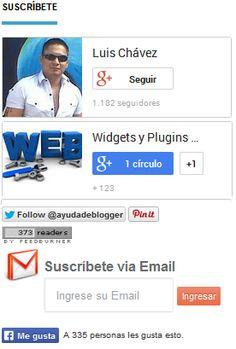 Widgets para Blogger – Suscripciones V3 « Widgets y Plugins para Blogger