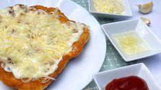 Domáce langoše: Trvácne cesto z kyslej smotany Lasagna, Macaroni And Cheese, Ethnic Recipes, Food, Basket, Mac And Cheese, Essen, Meals, Yemek