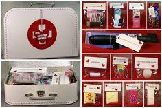Geldgeschenke originell verpacken: 11 kreative Ideen Wedding Gifts, Suitcase, Presents, Home Decor, Hacks, Random, Tattoo Ideas, Creative Money Gifts, Diy Gifts