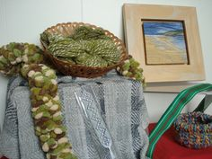 Artwork by  Worstead Guild of Weavers, Spinners & Dyers