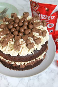 Malteser Cake - Jane's Patisserie