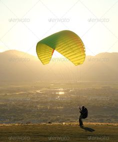 Paragliding.. Must try this