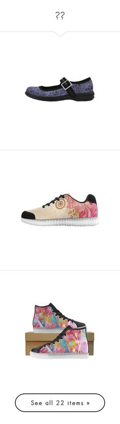 """👞💐"" by izzystarsparkle ❤ liked on Polyvore featuring shoes, mary jane shoes, mary-jane shoes, vintage footwear, vintage shoes, lily shoes, hi top canvas shoes, daisy shoes, canvas hi tops and rosette shoes"
