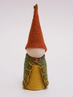 Peg Gnome Pattern - Bing Images