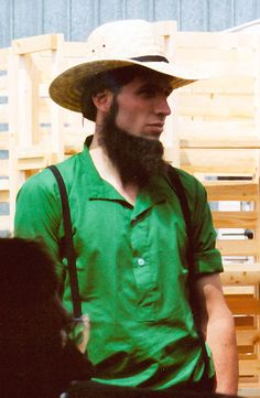 Amish at a Quilt Auction in Wisconsin 2002 - Travel Photos by Galen R Frysinger, Sheboygan, Wisconsin