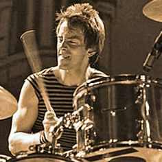 """Nicholas Bowen """"Topper"""" Headon (born 30 May 1955), known as """"Topper"""" due to his resemblance to Mickey the Monkey from the Topper comic, is a British rock and roll drummer, best known for his membership in the punk rock band The Clash."""