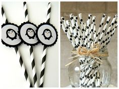 Festa Party, Ideas Para Fiestas, Mj, Party Themes, Birthdays, Candy, Black And White, Black White Decor, Party Things