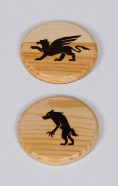 Woodburn Coasters Details