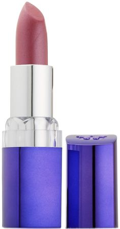 Rimmel Moisture Renew Lipstick Mauve Pink -- You can find out more details at the link of the image. Rimmel Lipstick, Berry Lipstick, Rose Lipstick, Pink Lipsticks, Makeup Lipstick, Makeup Cosmetics, Mauve, Neutral Lipstick, Lipstick Jungle