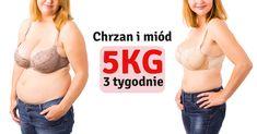 Chrzan i miód pomogą Ci schudnąć – nawet 5kg w 3 tygodnie!