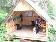 AT-shelter-Ottawa Appalachian Trail Shelters – Famous Last Words