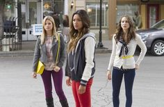 Pretty Little Liars Season 4 Finale: Hanna, Emily, and Spencer