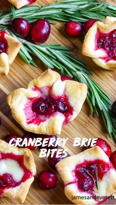 Thanksgiving Appetizers, Holiday Appetizers, Yummy Appetizers, Thanksgiving Recipes, Appetizer Recipes, Holiday Recipes, Cranberry Recipes, Prociutto Appetizers, Birthday Appetizers