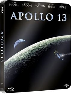 Apollo 13  Édition Steelbook  - BLU-RAY