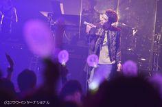 """チャン・グンソク2015 HALL ARENA TOUR """"THE CRISHOWⅢ-MONOCHROME-""""がスタート!!"""