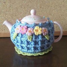 Crochet Geek, Knit Crochet, Crocheted Lace, Knitting Patterns, Crochet Patterns, Tea Cozy, Reborn Babies, Crochet Projects, Tea Party