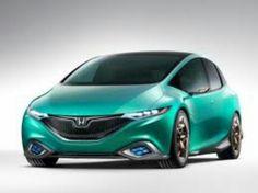 Honda Concept Car 2013 #RoadsportHonda