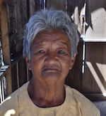 """""""The aged need care and attention as much as the little ones do,"""" says Lola Lutgarda, 78.  Since most community based programs in the Philippines are mainly focused on child care, welfare and development, people whose ages range from 60 to 85 are often neglected and opted out of these services and life benefits."""