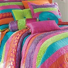 Seventeen® Tangerine Dreams Accent Pillows   Shop family, kids,parenting  Kaboodle