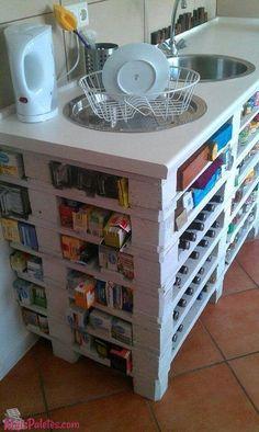 Bancadas e Móveis de Cozinha com Palletshttp://maispaletes.com/6-ideias-de-moveis-para-cozinha-paletes/bancadas-e-moveis-de-cozinha-com-pallets-3/#main