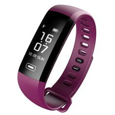 Smart fitness bracelet with blood pressure, oxygen and heart rate monitor