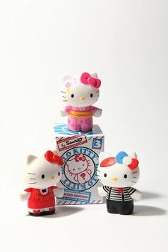 [Urban Outfitters Series 3 Hello Kitty Blindbox Figures] #kids #products 4 for $20