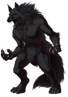 Werewolf by Silverbirch on DeviantArt