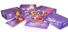 milka suklaa -