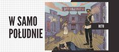 Preorder od Reto - W samo południe - Trapoffice.pl Film, Cover, Books, Instagram, Poster, Movie, Libros, Film Stock, Book