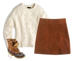 """Gotta practice soon"" by sc-prep-girl ❤ liked on Polyvore featuring J.Crew and L.L.Bean"