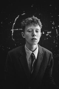 "King Krule. Born Archy Marshall, hiis stage name is a variation of ""King Creole."""