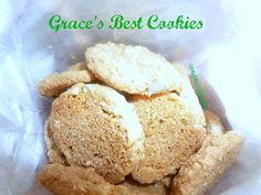 Grace's Best Cookies featured on savingsinseconds.com http://www.savingsinseconds.com/graces-best-cookies/#comment-13242