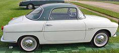 1959 FIAT 600 Coupe Viotti