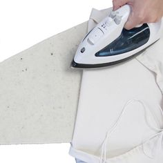 Our ironing-board cover with its included wool underpad is made of 100% #organic materials! Prevent #ironing chemicals into your clothing and linens. The certifie...