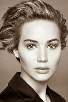 Jennifer Lawrence by Patrick Demarchelier for her 3rd Dior Campaign Spring 2014