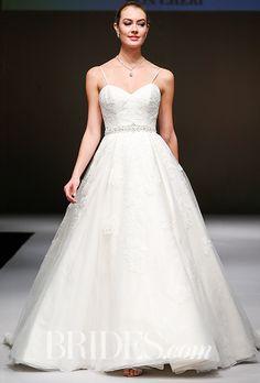 Brides.com: . Wedding dress by Privato by Mon Cheri