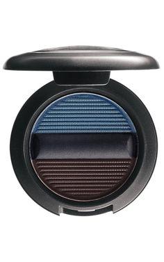MAC 3-in-1 palette: two eyeshadows + one matte eyeliner