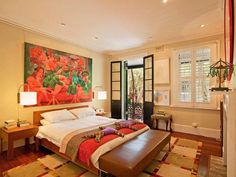 oh this bedroom!