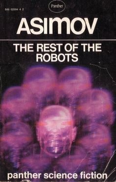 Isaac Asimov: book covers