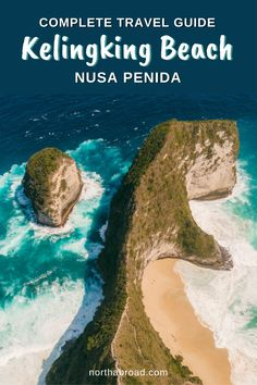 Planning to visit Kelingking Beach, the famous beach on Nusa Penida? Here's a complete travel guide on how to visit Kelingking Beach including what to expect, how to get there, prices, where to stay nearby and lots of photos. #nusapenida #beach #indonesia #asia #travel