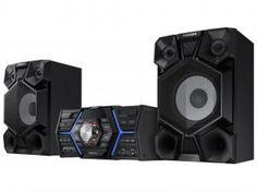 Mini System Samsung 1 CD 1500W RMS - Bluetooth com Função Karaokê MX-JS5000/ZD